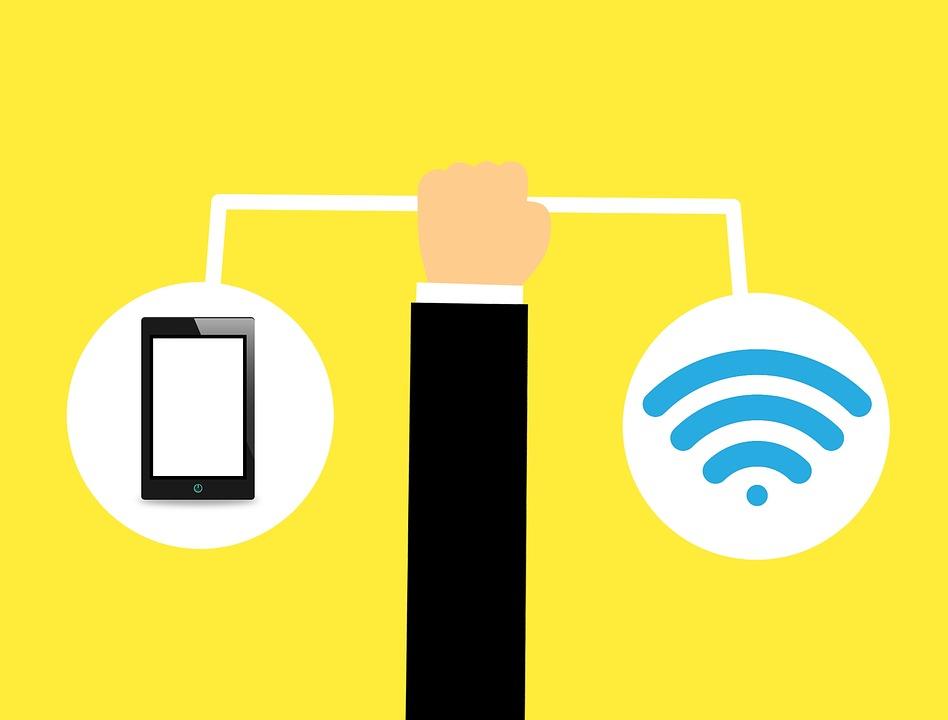 Le routeur wifi